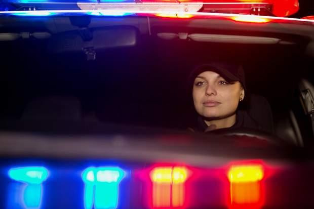 Cтарший лейтенант поліції Ірина Кульчицька