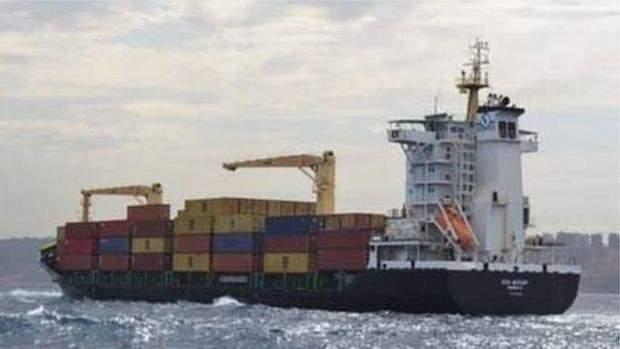 наркотики, судно, Алжир