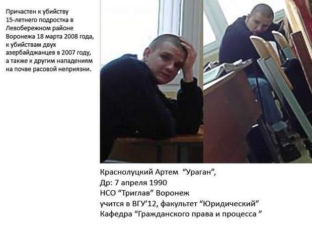 Артем Краснолуцький, Вагнера, Донбас, Росія, фашизм
