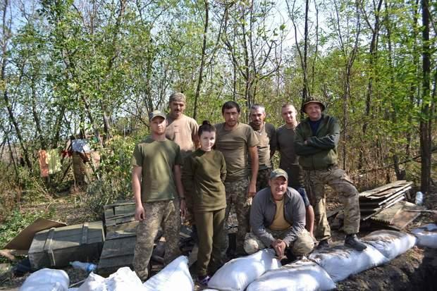 Ексклюзивне фото 57-ї бригади