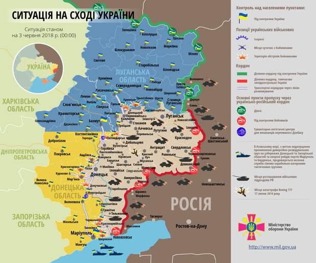 Донбас. оос, війна