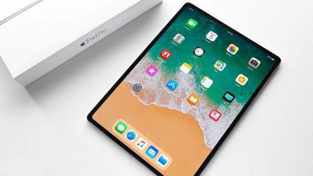 iPad Pro з підтримкою Face ID