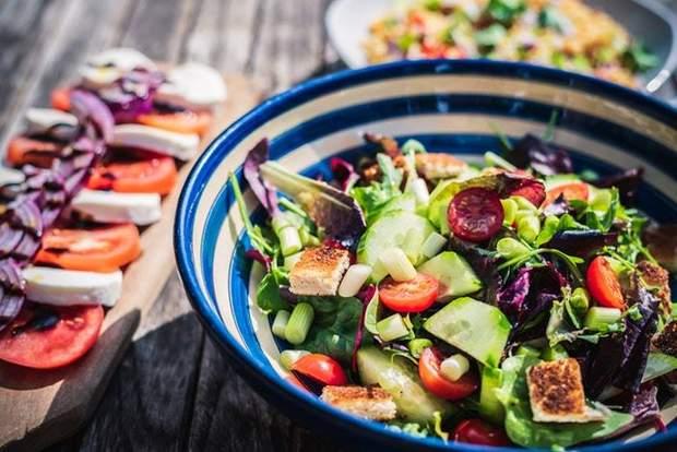 Свіжі овочі покращують мікрофлору кишківника та нормалізують викид жовчі