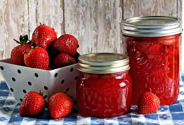 Варення з полуниці: рецепт приготування