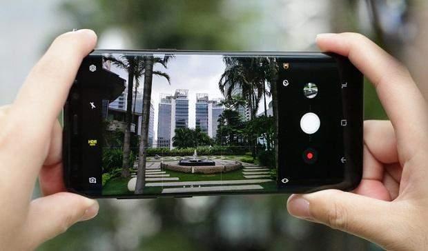 Створення фотографій на смартфон погіршує пам'ять
