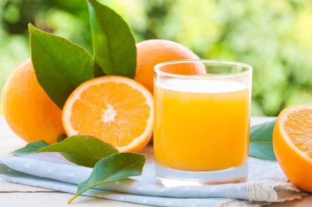 апельсиновий морс