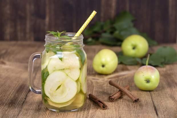Яблучна вода