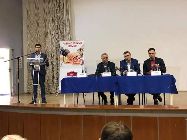 Гриценко та Добродомов напередодні президентських виборів об'єднують свої партії в одну політичну платформу