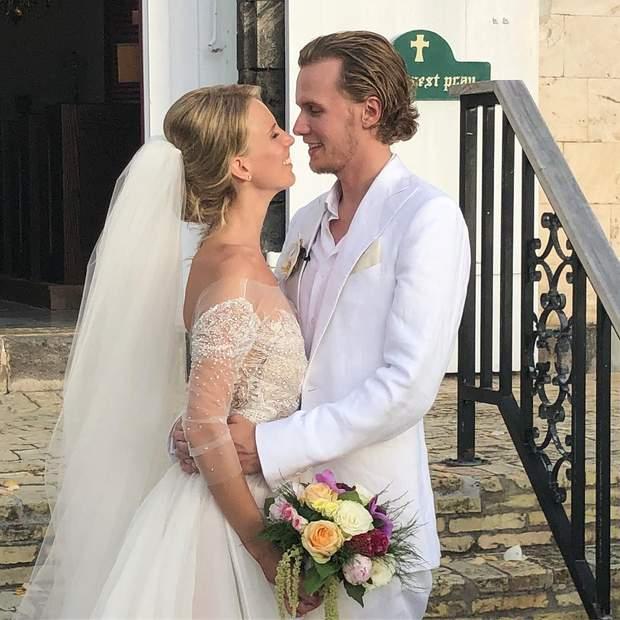 брат періс хілтон одружився