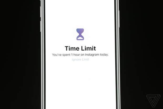 В новій iOS з'явиться функція контролю за часом, який ви проводите в певних додатках