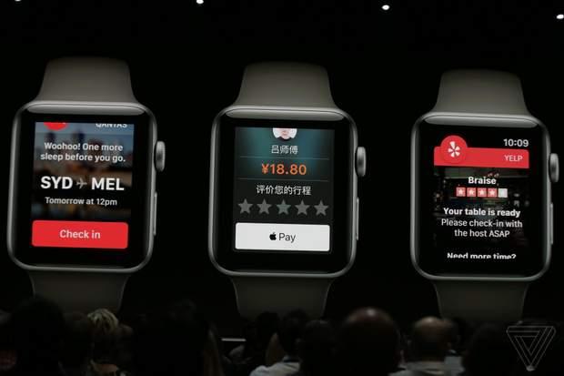 На Apple Watch можна буде переглядати відео