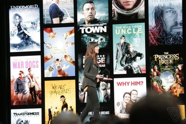 Apple розширив магазин фільмів