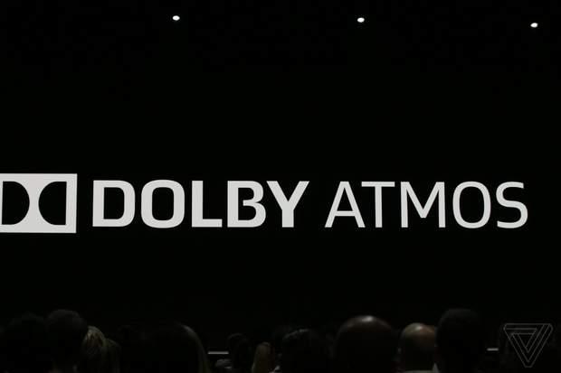 Apple TV 4K підтримуватиме технологію Dolby Atmos