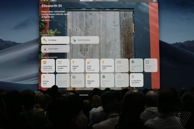 macOS взаємодіятиме з HomeKit