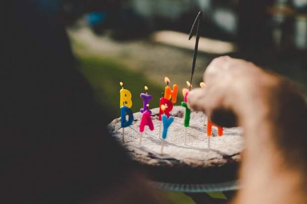 Привітання з днем народження у віршах та прозі українською мовою, листівки з днем народження