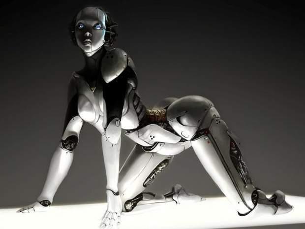 Вчені не знайшли підтвердження користі секс-роботів