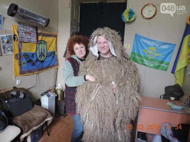 Інна Осмачко смерть втрати волонтери Одеса