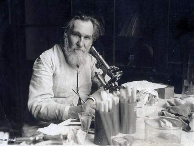 Видатний вчений Ілля Мечников
