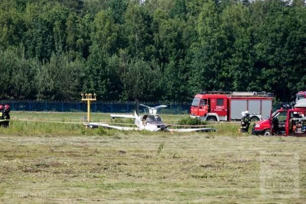 Польща Жешув катастрофа літак Україна