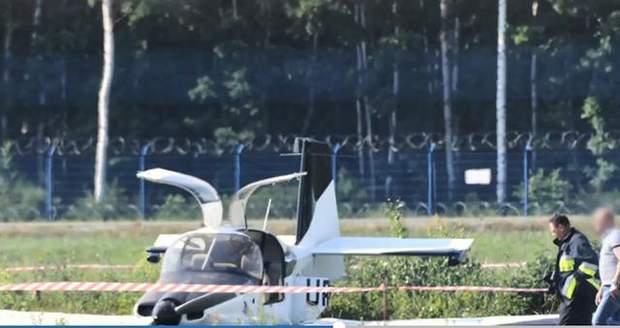 Жешув аварія літак Україна