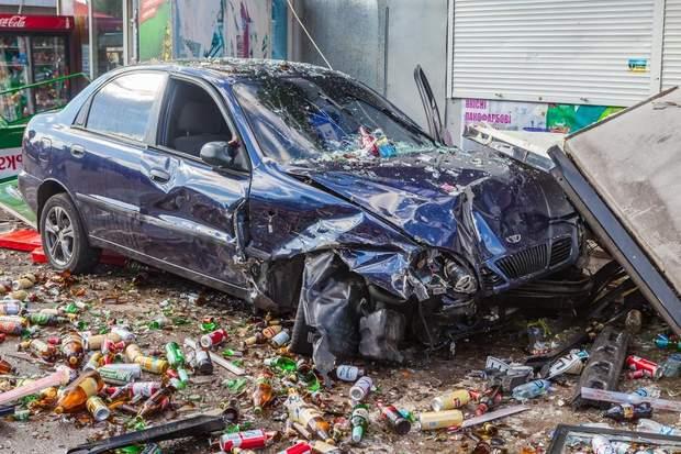 Внаслідок аварії постраждало 3 людей