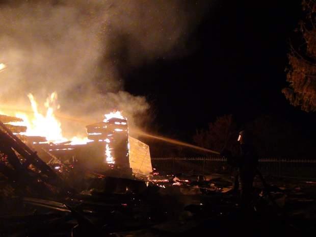 пожежа церква Івано-Франківськ