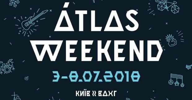 Atlas Weekend 2018: розклад програми по днях