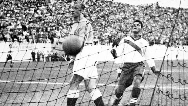 Переможний гол збірної США у ворота Англії