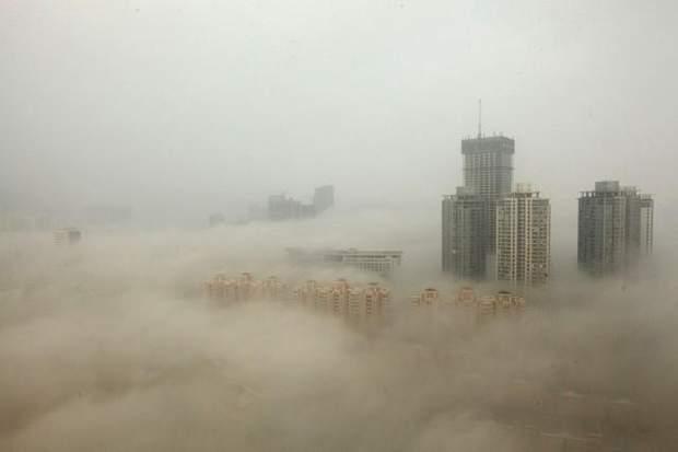 Китайський смог