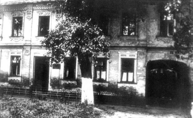 Будинок Казимира Малевича