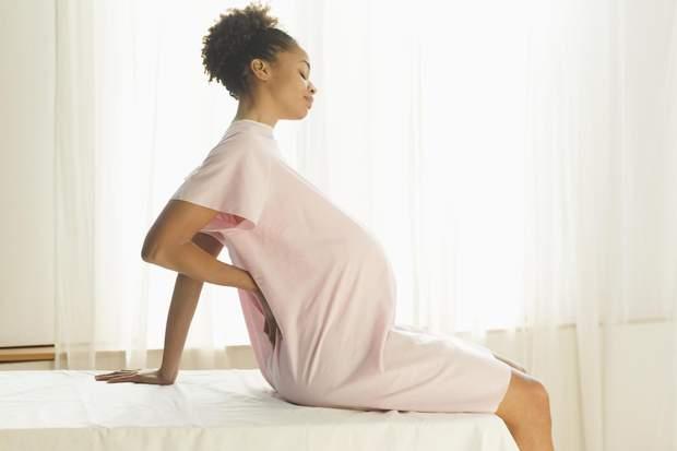 Біль у спині під час вагітності