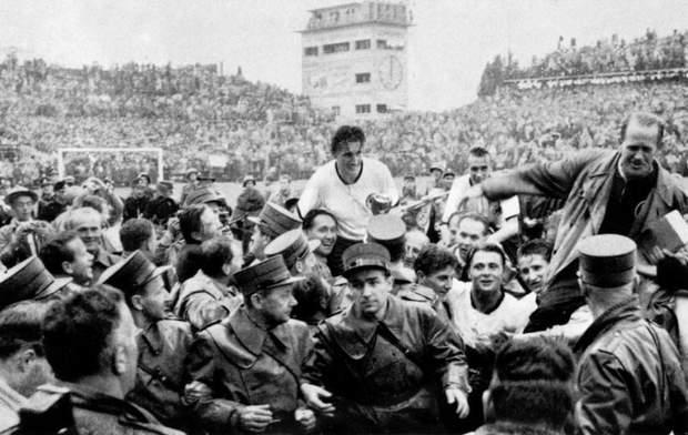 Збірна ФРН – чемпіон світу 1954 року