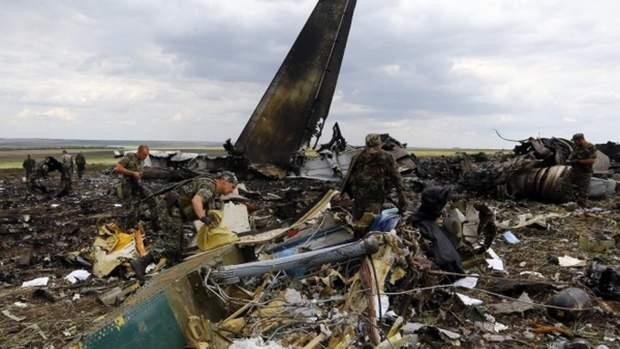 Наслідки трагедії літака ІЛ-76