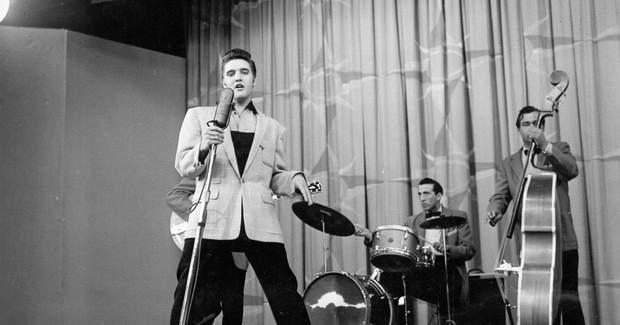 Помер легендарний барабанщик Елвіса Преслі