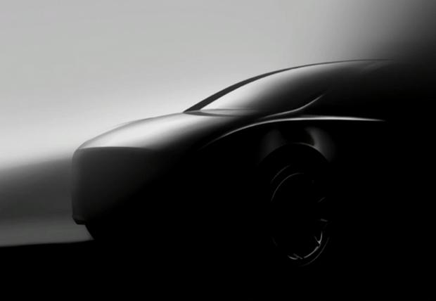 Новий тизер Tesla Model Y