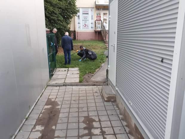 Львів, Кримінал, вбивство, злочин, таксист