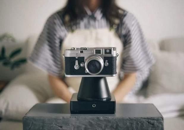 Насадка камера фото