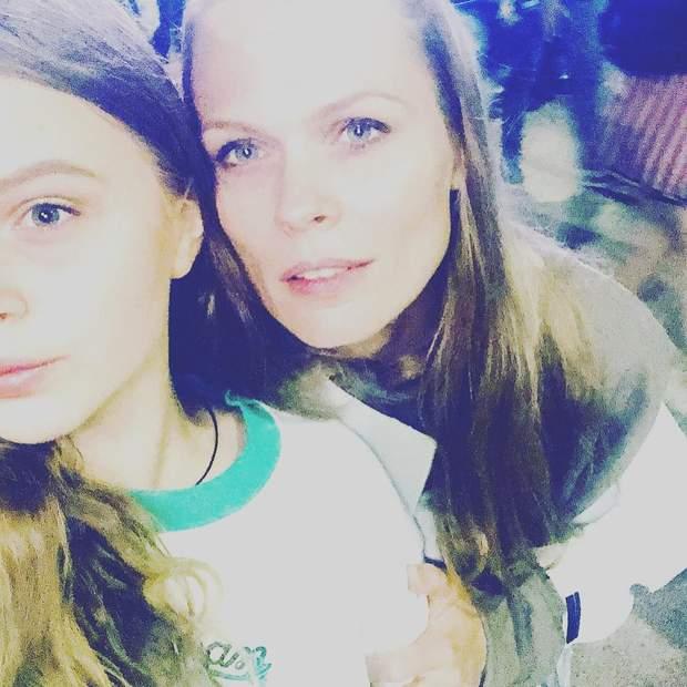 Ольга фреймут на концерті бейонсе