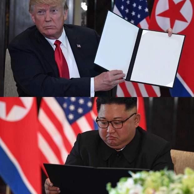 Трамп Ин зустріч