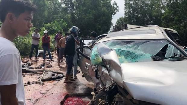 ДТП Камбоджа принц принцеса жертви аварія