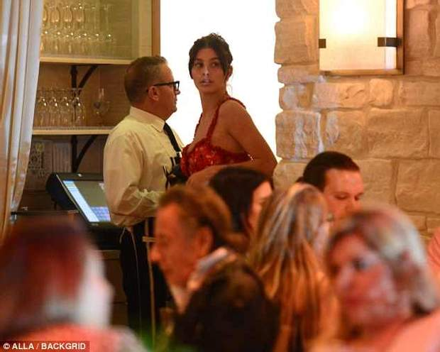 леонардо ді капріо одружується з моделлю