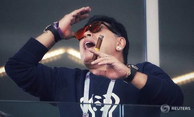 Дієго Марадона