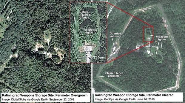 Росія бункер ядерна зброя Калінінград