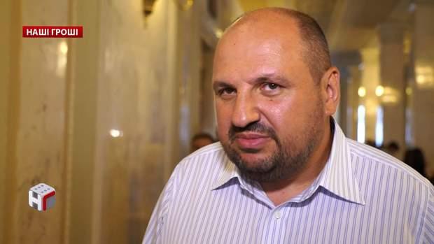 Народний депутат БПП Борислав Розенблат