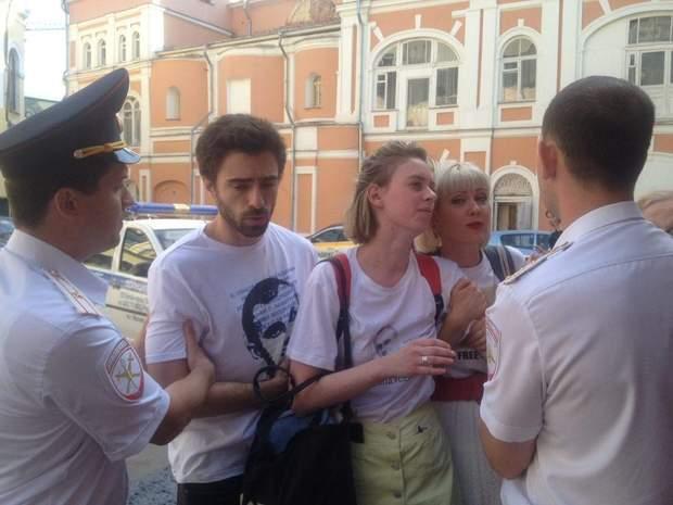 Актори Москва Сенцов