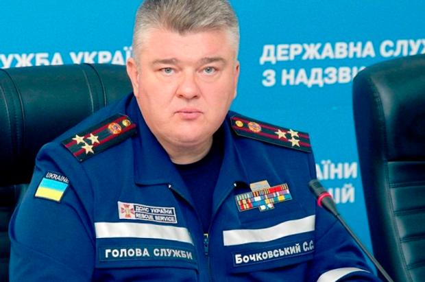 Бочковський Сергій
