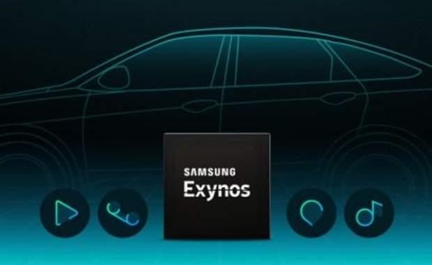 Нові відеочіпи від Samsung використовуватимуть в безпілотних автомобілях
