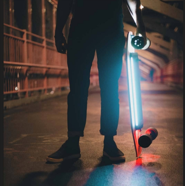 Скейтборд Acton Smart Electric Skateboard