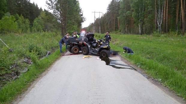 ДТП, квадроцикли, Росія, аварія, студенти, жертви