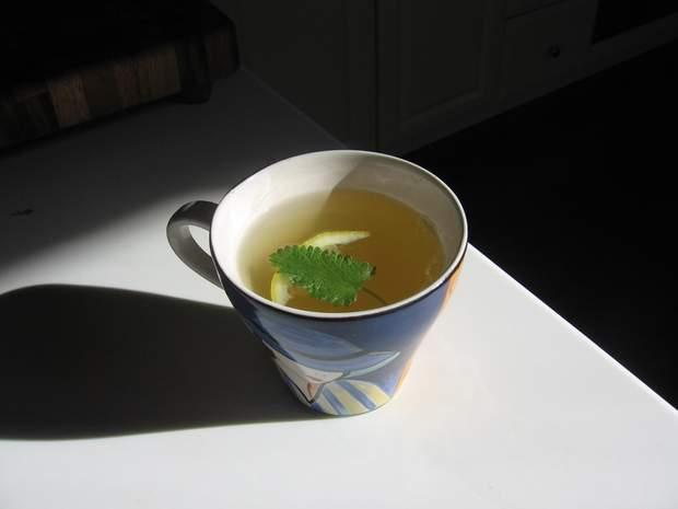 Рецепт м'ятного чаю